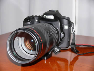 CANON EF80-200mm F2.8
